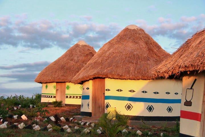 Experience Authentic Rural Uganda near Kampala