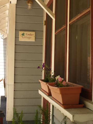 Amber Cottage @ Piety Hill Cottages Nevada City CA