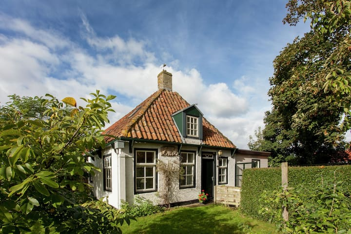 Charming, 18th-century holiday home in the village of Nes on Ameland