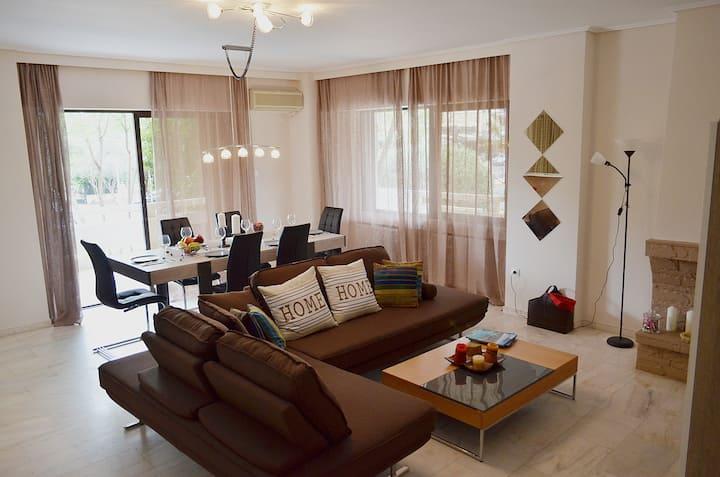 Glyfada Center - Aries Newly Modern Home