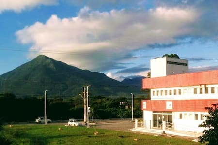 Apartamento com vista  ao Cambirela