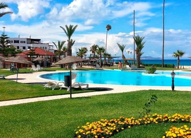 Ferienwohnung/App. für 6 Gäste mit 80m² in Avenue Tetouan, route de ceuta Mdiq (117352)