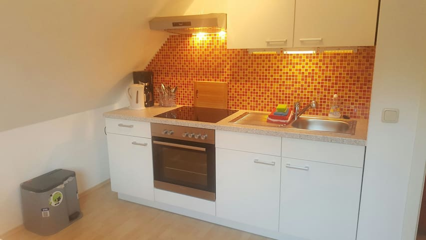 Holiday apartment near the beach - Gettorf - Flat