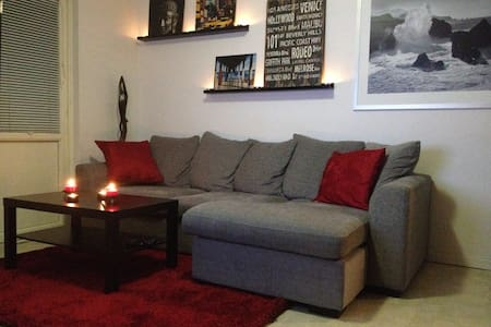 Downtown apartment - Uddevalla - Apartemen