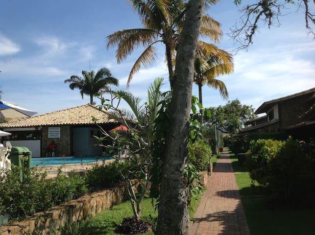 Excelente casa de praia em Manguinhos