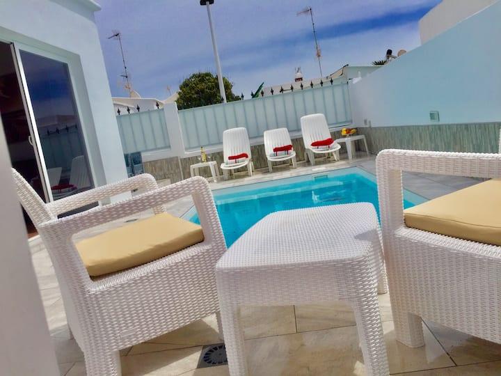 Las Olas,Nice Hause near the beach