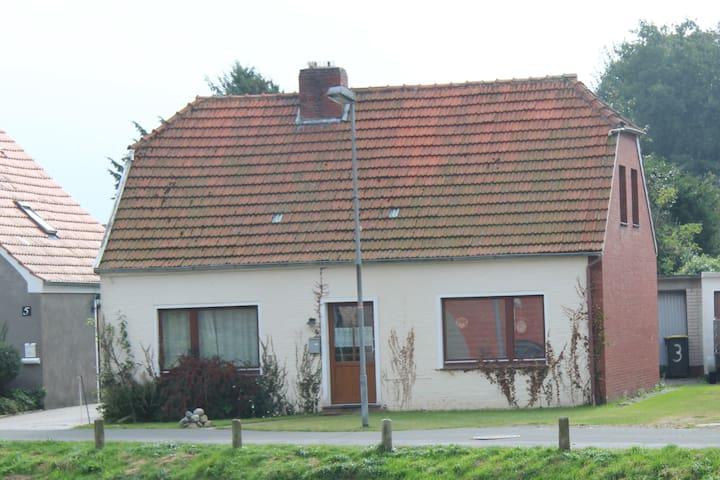 Haus Marie an der Harle - Wittmund - Huis