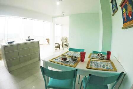 Penthouse in Jurerê Internacional - Summer time! - Florianópolis - Wohnung