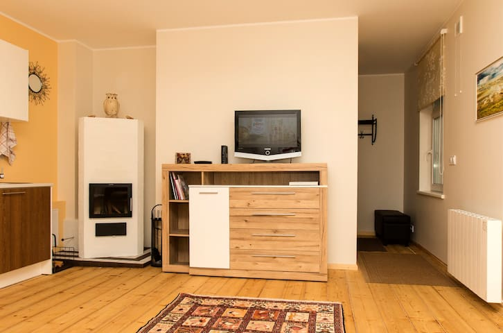 Tallinn City center, cozy and clean apartment. - Tallinn - Flat