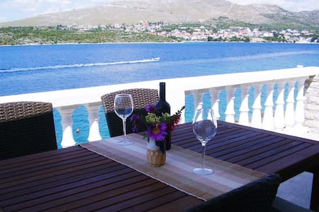 Apartment with beautiful sea view - Grebaštica