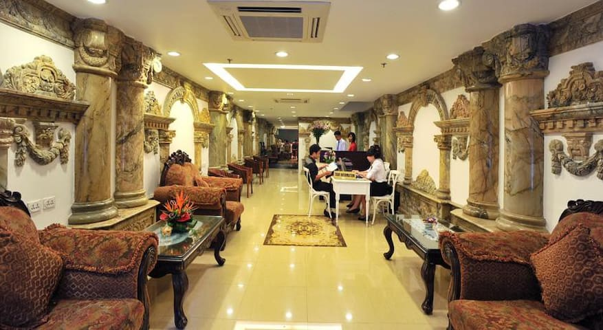 Cozy Room and Special Design - Hàng Bạc - Boutique hotel