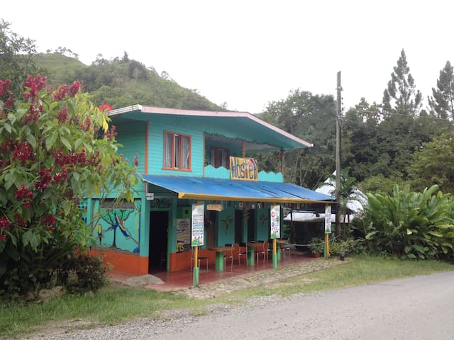 Hostel Casa Chirripo,San Gerardo