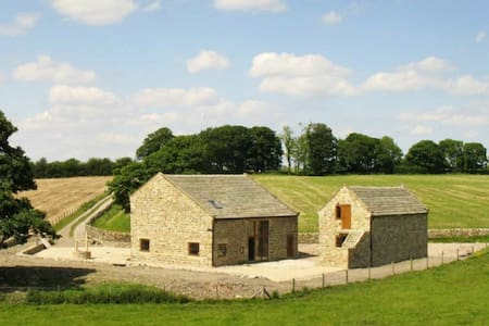 Eco friendly contemporary rural retreat. - Harrogate - Pis