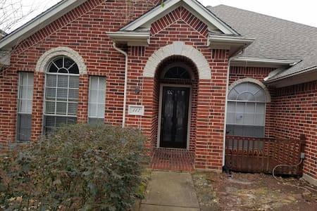 My home - Stafford - House