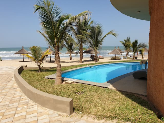 Balafon Beach Resort-Standard Bungalow Garden View