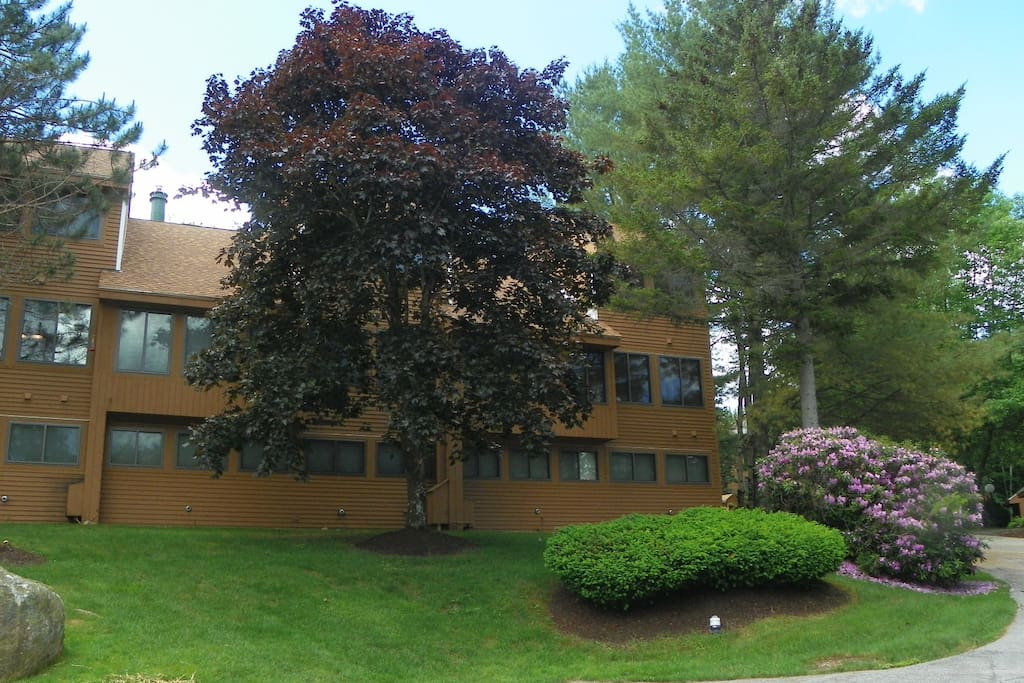 Waterville Valley Vacation Condo great for 2-3 families sleeping up to 12