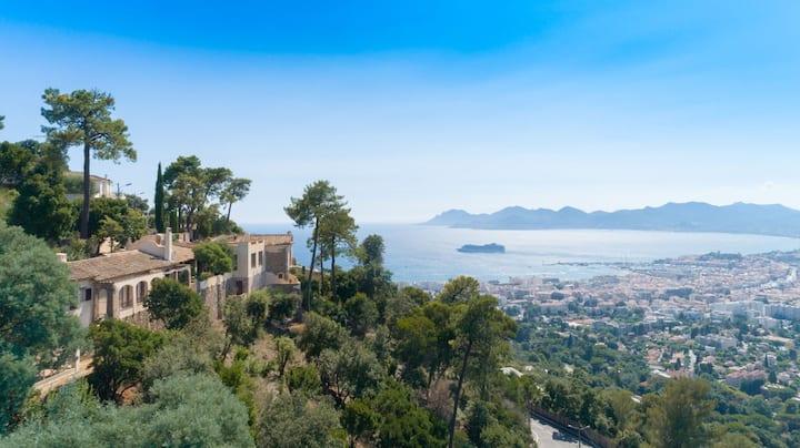Villa Fontanel Guest House Cannes