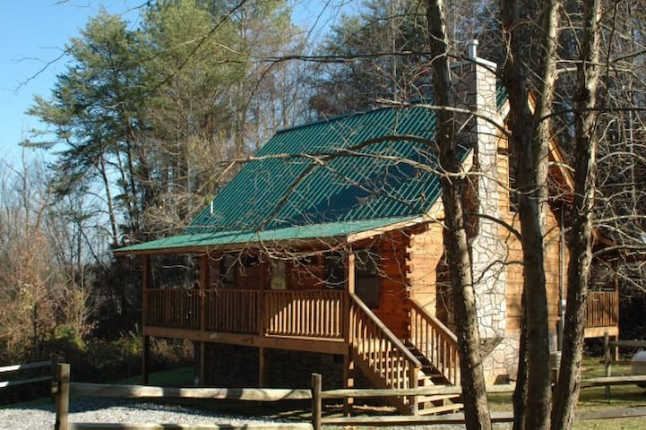 Wild Spirit Cabin near Smoky Mountains