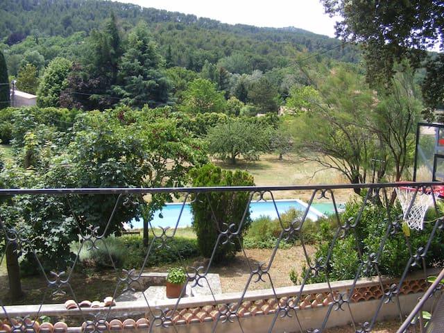 Maison entre Aix en Provence et Marseille