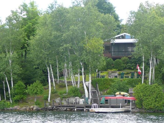 Sharbot Lake Cottage - Sharbot Lake - Kabin