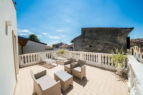Corte Vale Dium  Apartment Raffaele