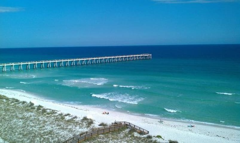 The beach is calling......Make it Navarre! - Navarre - Rumah
