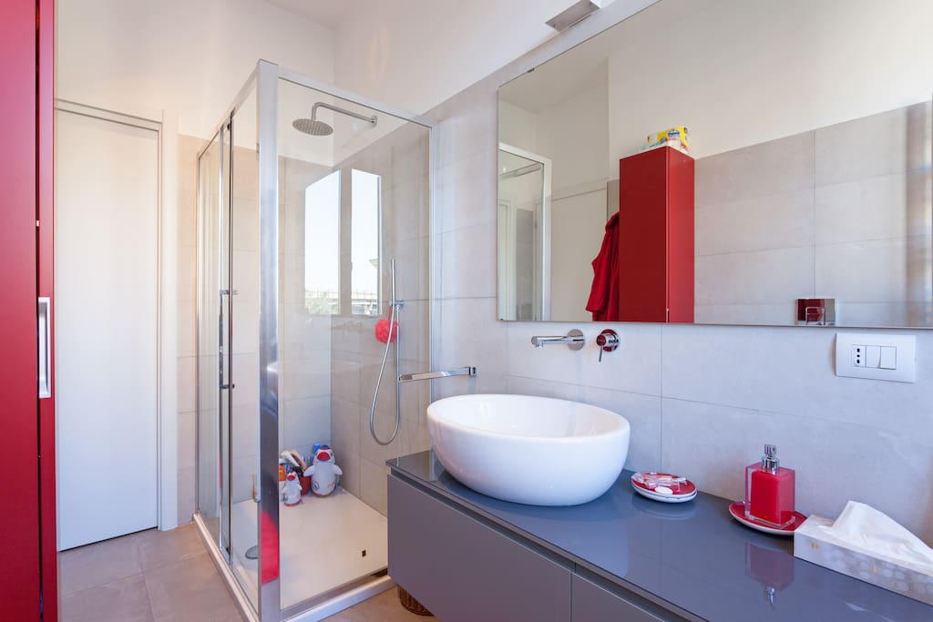 Bathroom- Shower