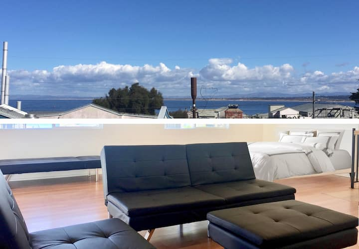 Stylishly Furnished Apt Near Aquarium/Cannery Row