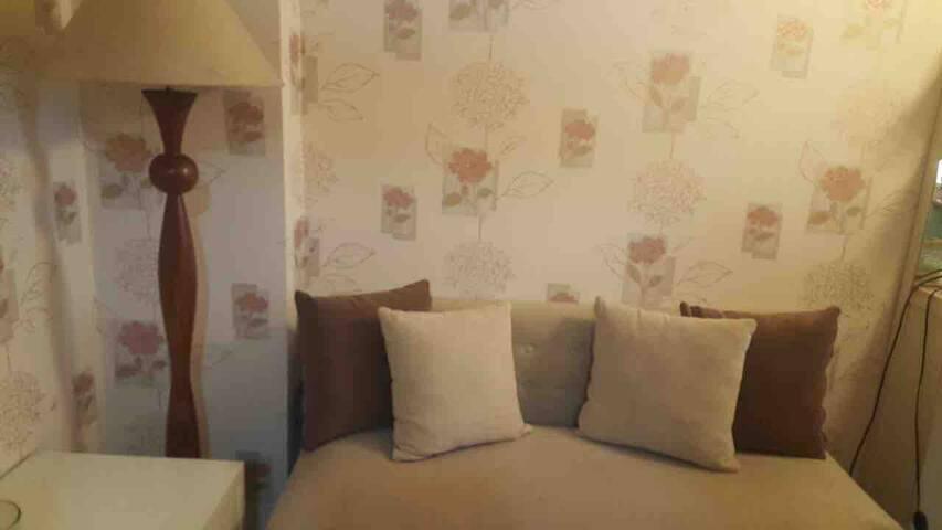Cozy one bedroom apartment + Free WiFi (PROMO!!)