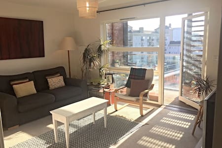 Lovely bright, modern entire apt in trendy EastEnd - Londra