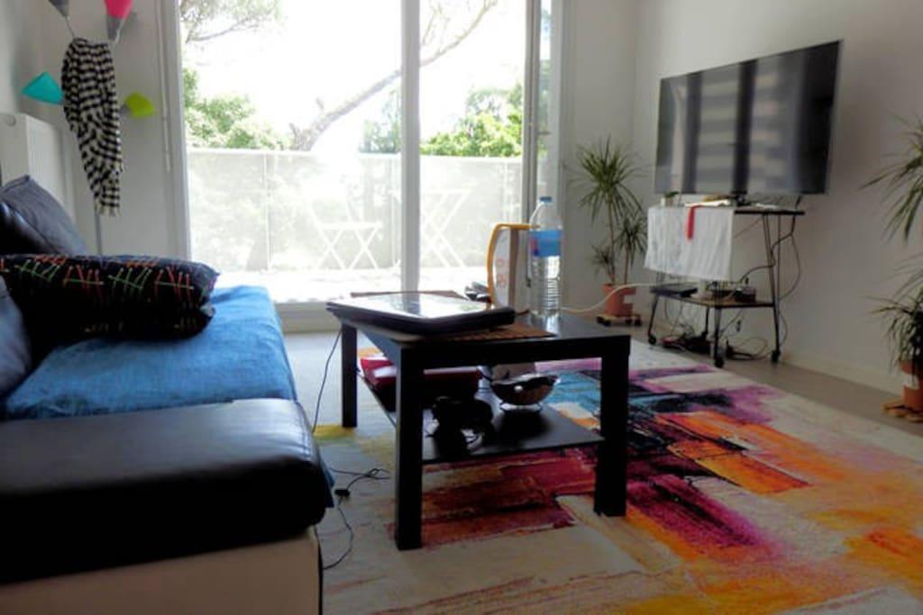 tr s beau t2 tout neuf appartements louer nantes pays de la loire france. Black Bedroom Furniture Sets. Home Design Ideas