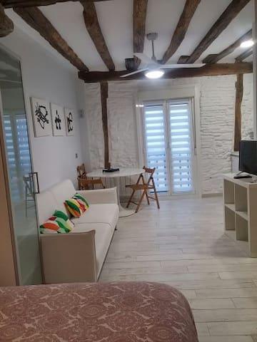Coqueto estudio en Zumaia Nii