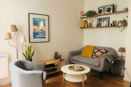 Renovated Parisian flat Next to central stations