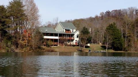 Twin Lakes Retreat   Smoky Mountains