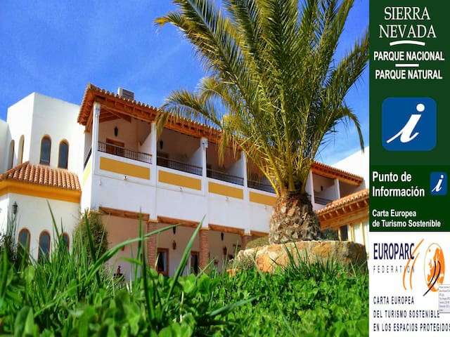 Hotel Rural Almirez-Alpujarra (4 pax)