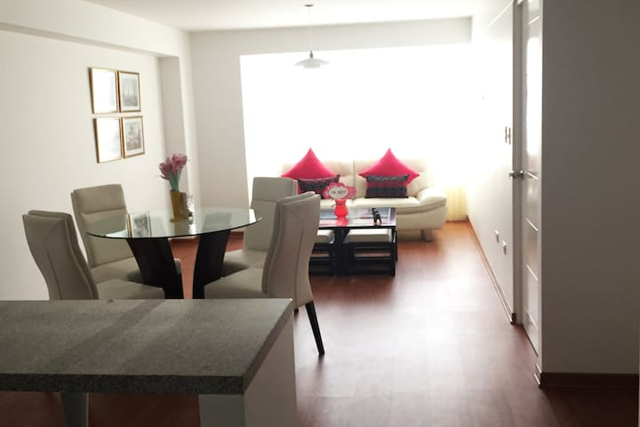 Cozy and comfortable place in Miraflores