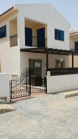 2 bedroom house Protaras-Kappari Paralimni - Protaras - Paralimni - Kapparis - Huis
