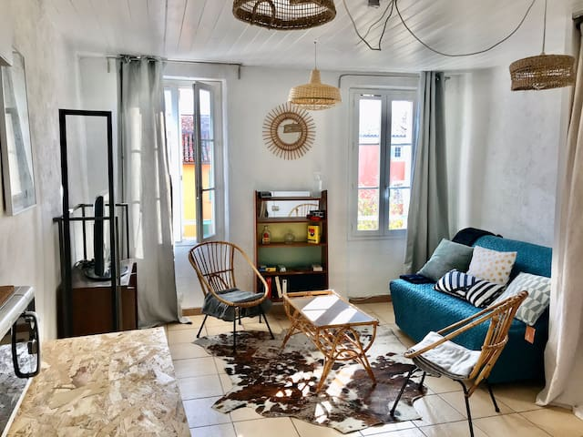 «L'oustaou Vintage» Studio Coeur de ville