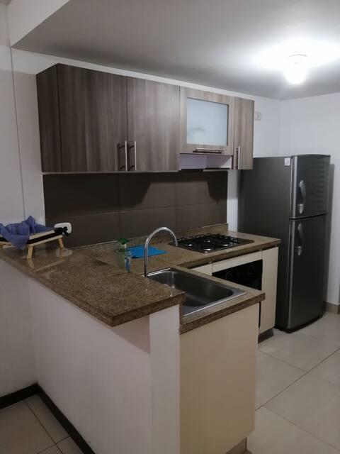 Habitación 1 con AC
