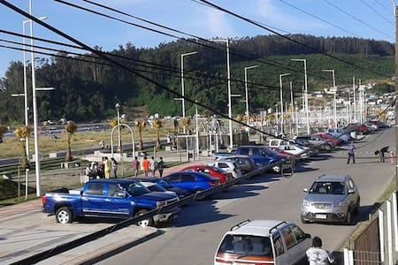 CABAÑAS EQUIPADAS  CERCA DE CONCEPCION,CHILE - Arauco