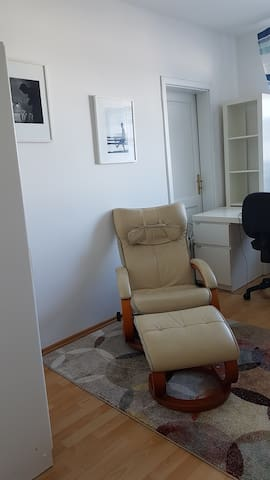 One-Room Apartment with separate entrance