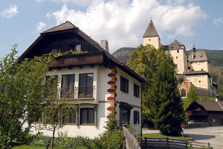 Schau's Lüftenegger Ferienhaus - Mauterndorf - House