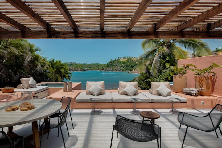 Beachfront Casita