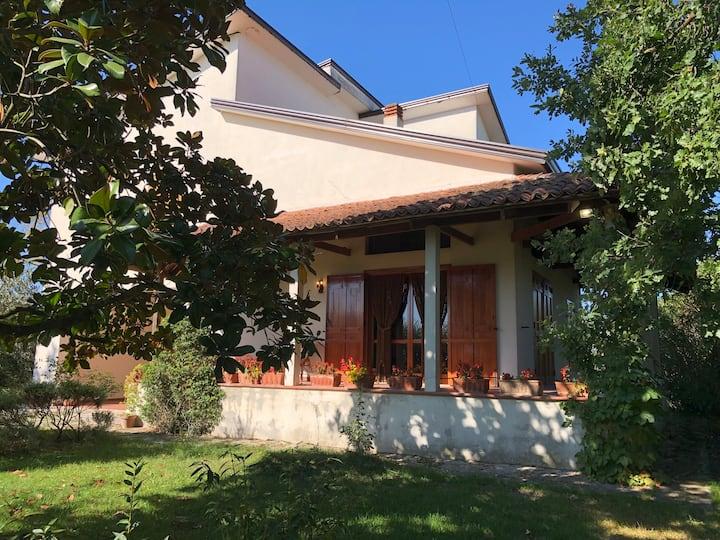 """Nel Sannio villa rustica """"Le querce"""""""
