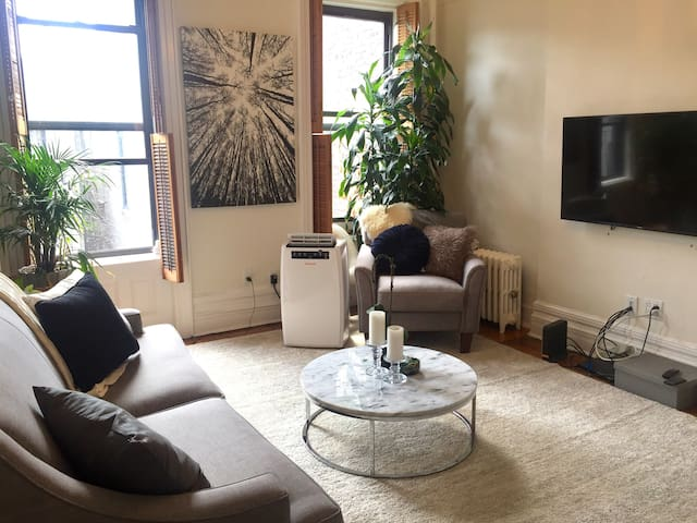 Sunny Beautiful Apartment in Heart of Park Slope