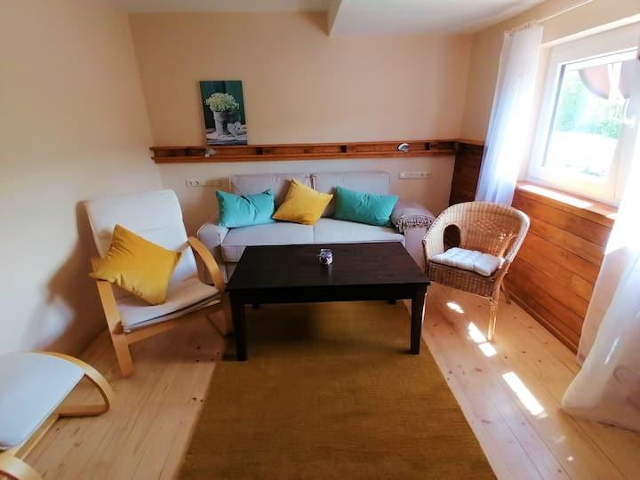 Ferienwohnung 44 m², bis 4 Gäste, Gersfeld (Rhön)