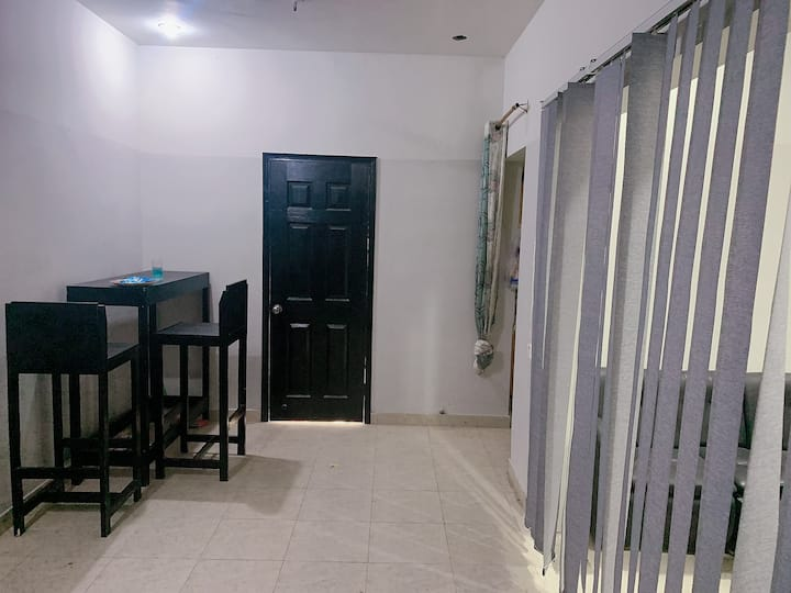 3 Rooms sea front  private apartment