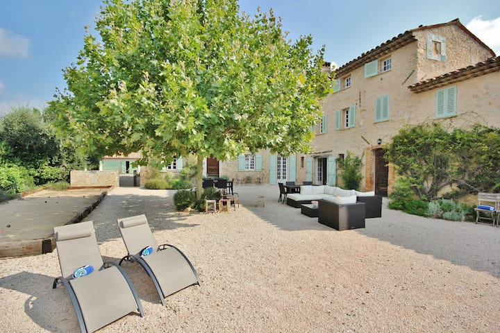 Country House in South of France, near Valbonne
