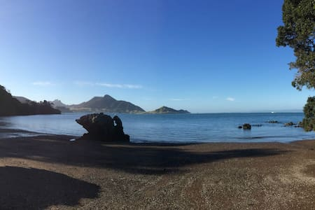 Heatherton By the Bay - Queen/Family Room - Whangarei Heads