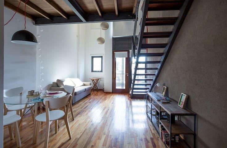 Apartamento estilo NY en Palermo ¡TODO NUEVO!